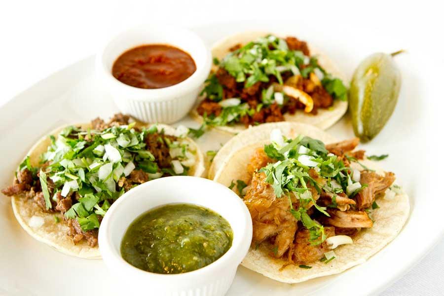 Receta de salsa verde para tacos