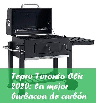 barbacoa Tepro toronto 2019