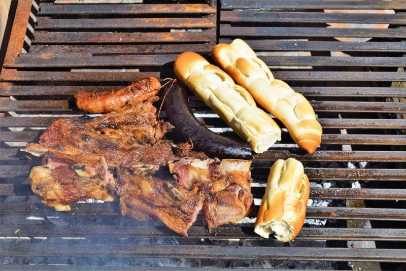 cantidad de carne para barbacoa por persona
