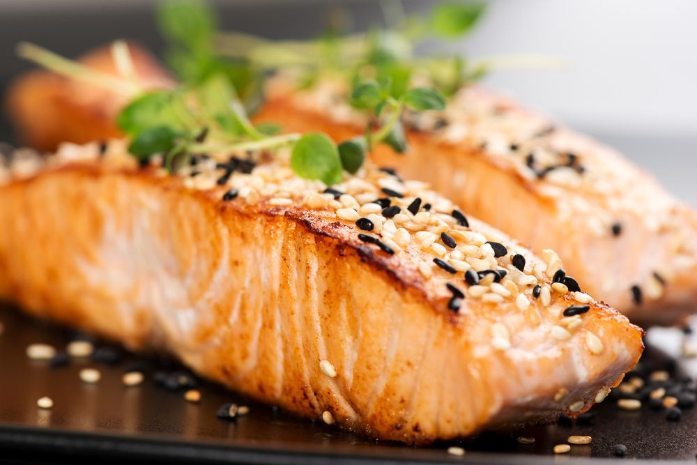 receta de salmon a la parrilla