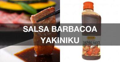 Receta de Salsa Barbacoa Yakiniku