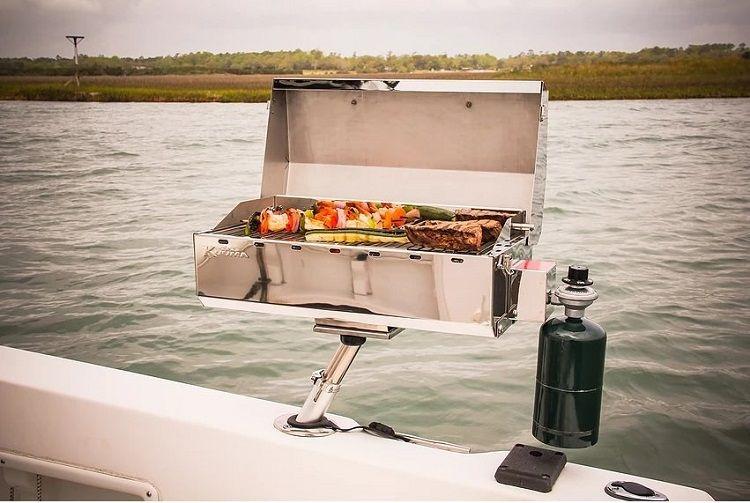 barbacoa para barco