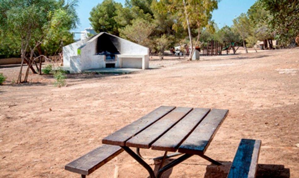 donde hacer barbacoas en alicante parque de la vallesa