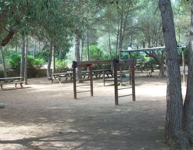 donde hacer barbacoas en alicante parque de les cansalades