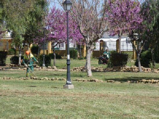 parque del pandero sevilla para hacer barbacoa