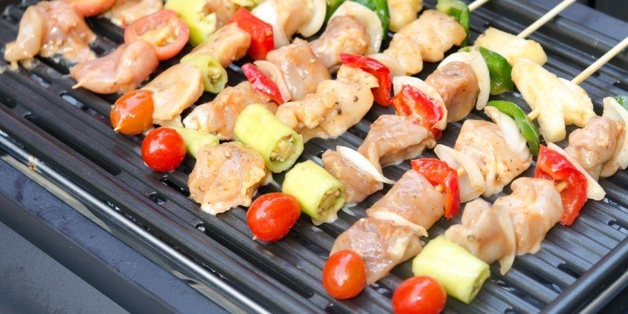 ventajas de cocinar en una barbacoa sin humo