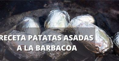Patatas a la barbacoa