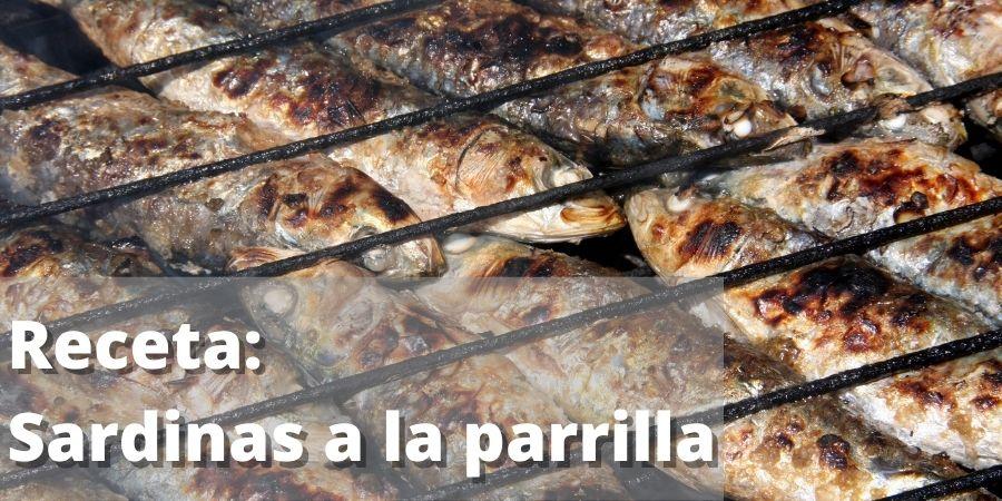 receta de sardinas a la parrilla